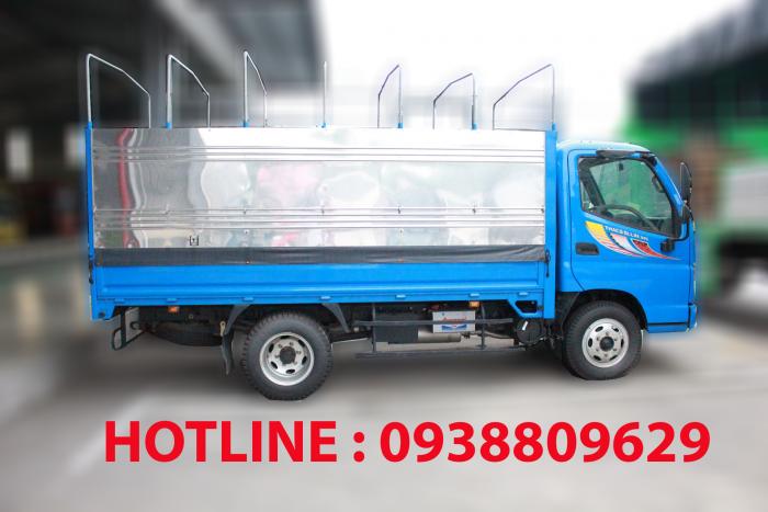 Xe tải THACO OLLIN 345 - 2.4 Tấn 2