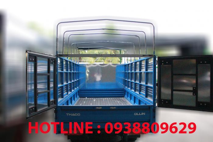 Xe tải THACO OLLIN 345 - 2.4 Tấn 1