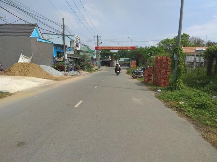 Bán đất mặt tiền đường nhựa Cầu Tàu