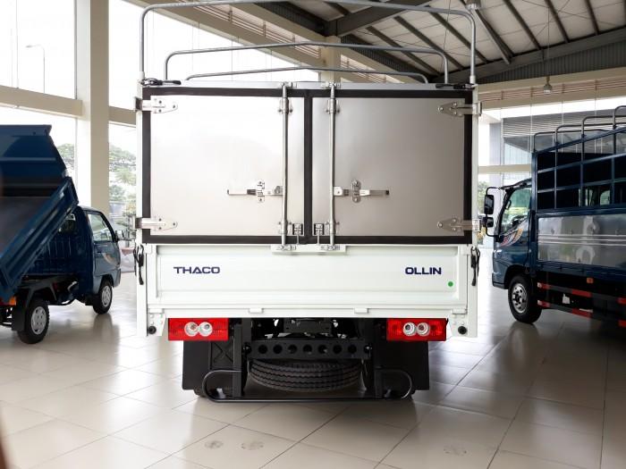 Bán xe tải Thaco OLLIN360, tải trọng dưới 5 tấn, thùng dài 4,3m, giá cả ưu đãi, chỉ cần 120 triệu có xe ngay