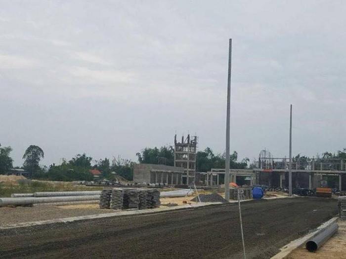 Bán đất nền và kiot khu phố chợ Điện Nam Bắc - Sổ Đỏ ngay