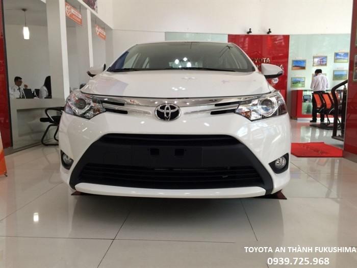 Toyota Vios 2018 lăn bánh giá tốt Liên hệ ngay: 0939.725.968