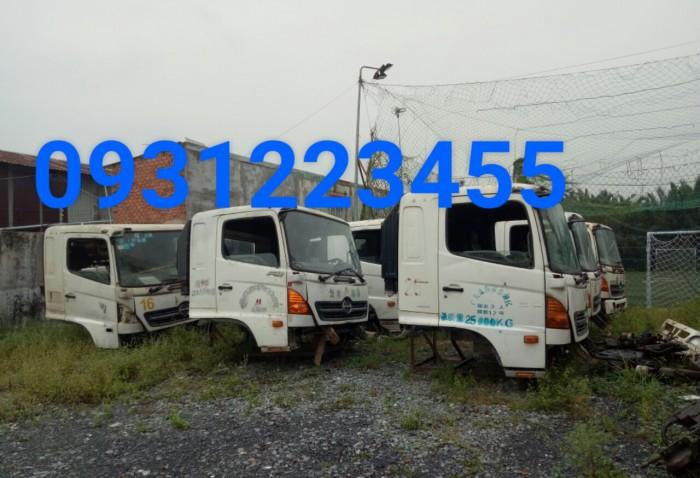 Mua bán cabin hino-cabin xe tải- cabin tổng thành