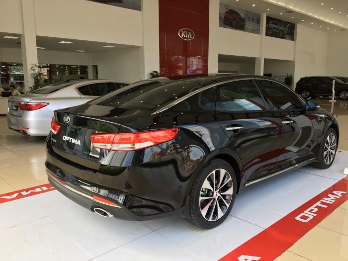 KIA Giải Phóng: Kia Optima model 2018, đột phá mới, phong cách mới