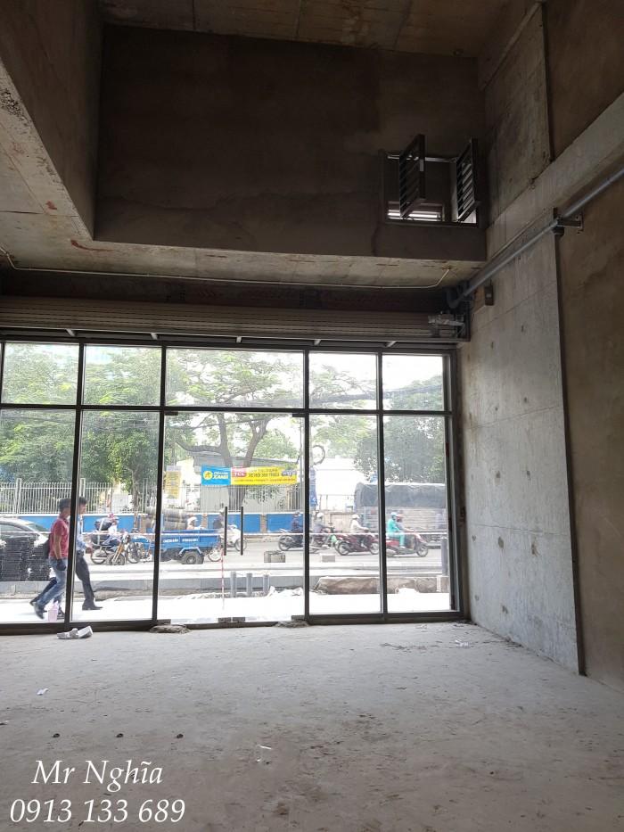 Cho thuê mặt bằng kinh doanh mặt tiền đường Phổ Quang, Q Tân Bình.