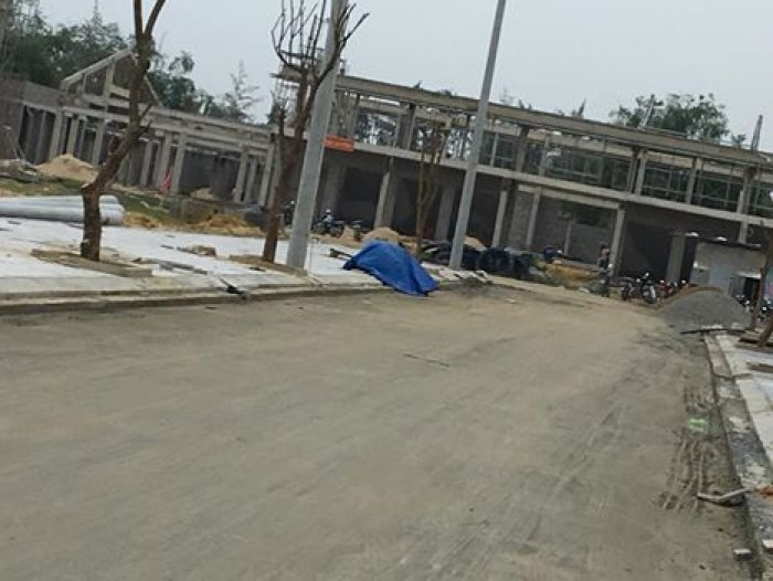 Bán đất nền và kiot khu phố chợ Điện Nam Bắc - Điện Bàn - Quảng Nam