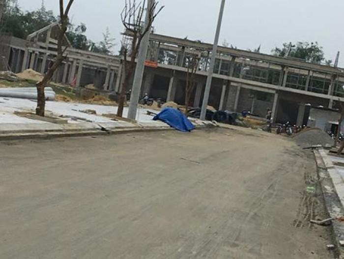 Bán đất và kiot dự án Khu phố chợ Điện Nam Bắc - có Sổ Đỏ ngay