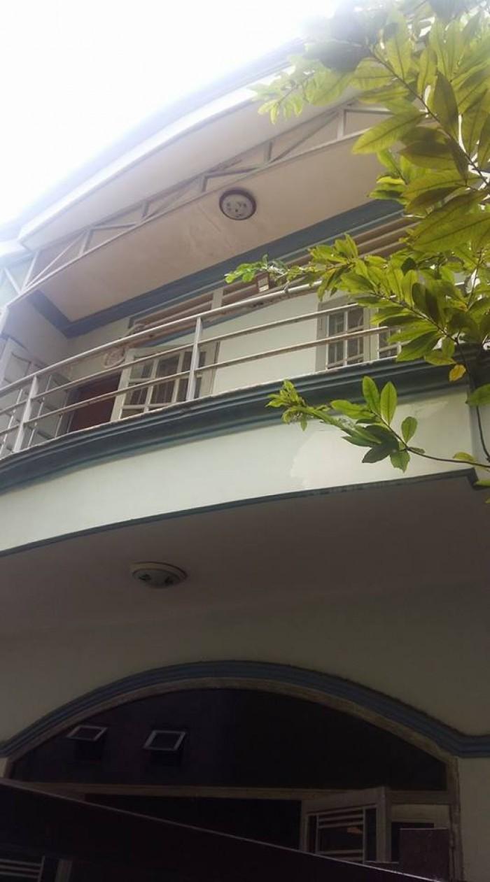 Nhà bán đường Phạm Văn Bạch,p12 Gò Vấp ,dt ,5.5x 10 đúc 1 trệt 1 lầu