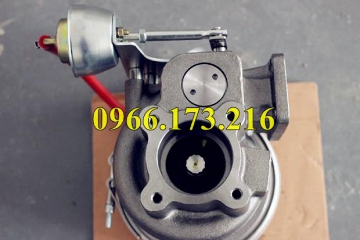 Turbo tăng áp máy xúc Cat E320 2