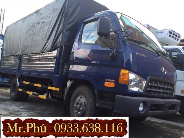 Bán xe tải hyundai 1,8-2,4 tấn giá rẻ nhất hiện nay.