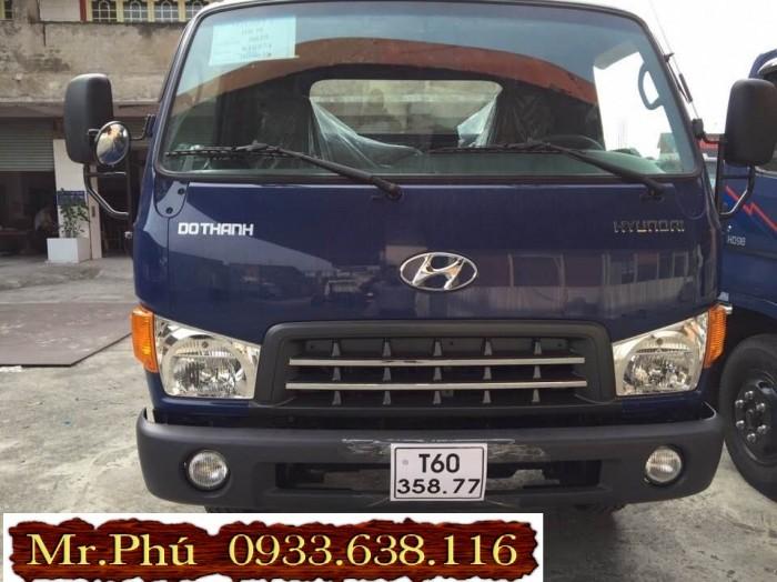 Bán xe tải Hyundai Hàn Quốc HD 65 nhập hàn quốc 2,4 tấn.