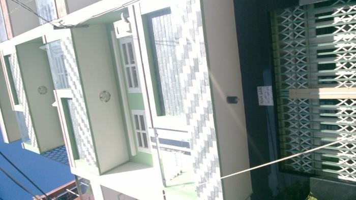 Khách Sạn Hẻm 12m Nguyễn Sơn 1 Lửng 4 Lầu DT 4x18m