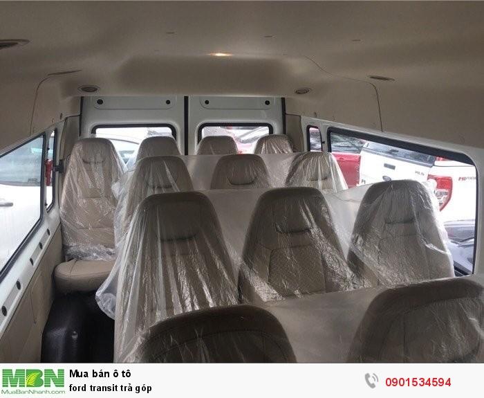 ford transit trả góp