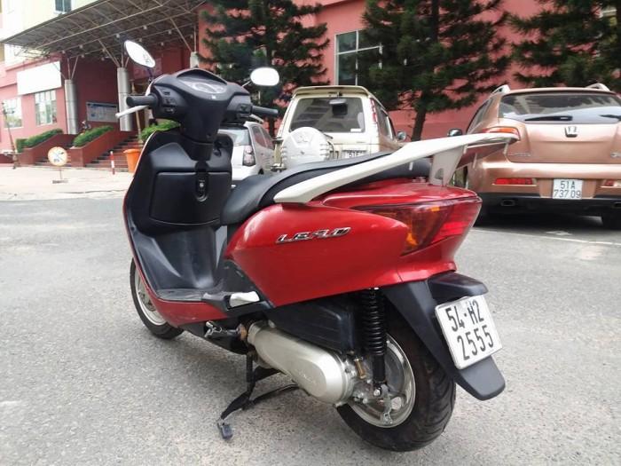 Honda Scr 110 Fi Phun Xăng Lên Full Lead Tuyệt Đẹp