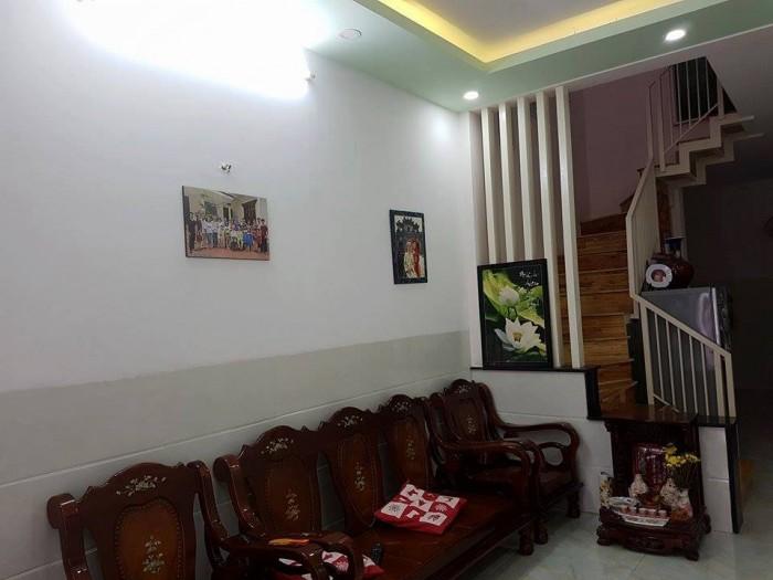 Nhà Nguyễn Văn Đậu, Bình Thạnh 1 lầu, 2 phòng ,47m2, hẻm 2.5m, giá 3 tỷ.