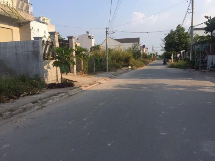 Đất gì mà đẹp Thế! 580m2 MT đường nhựa 12, Lê Văn Lương, Nhà Bè, sổ Hồng Riêng