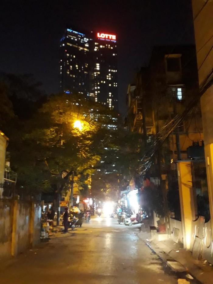 Hiếm, Mặt phố Kim Mã Thượng, 80m, mt 5.3m