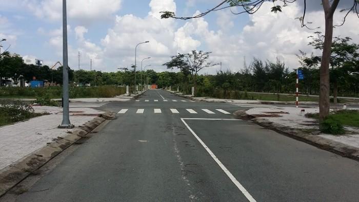 Tâm Điểm Đầu Tư Mt Nguyễn Thị Định Dt: 100m2 Đã Có Sổ Riêng Từng Nền Chiết Khấu Cao