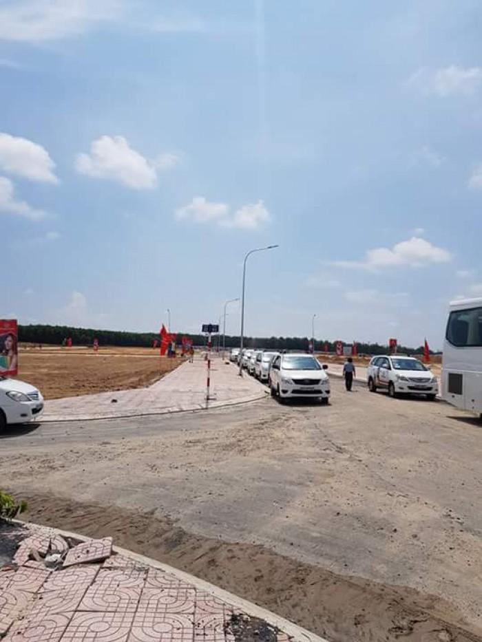 Dự án duy nhất gần Sân bay Long Thành có sổ riêng từng nền, tâm điểm đầu tư hot nhất năm 2018