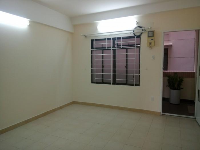 Cho thuê CHCC B5, Quận 4, 55 m2, 1 pn
