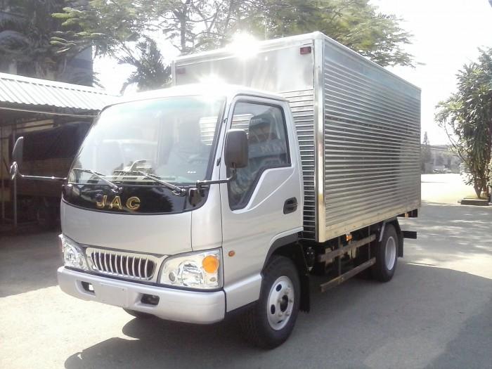 Bán xe tải Jac 2 tan 4 hfc1030k4 thùng mui bạt dài 3 met 7 0