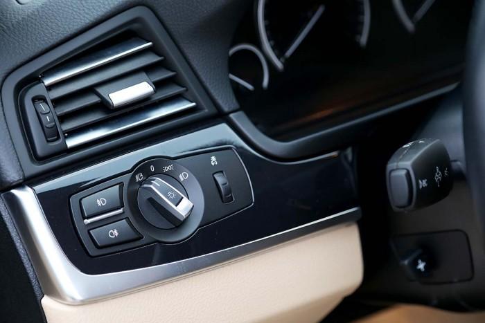 BMW 520i LCI model 2016 21