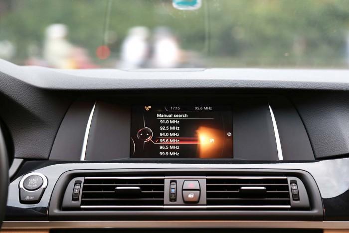 BMW 520i LCI model 2016 28