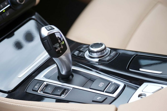 BMW 520i LCI model 2016 29
