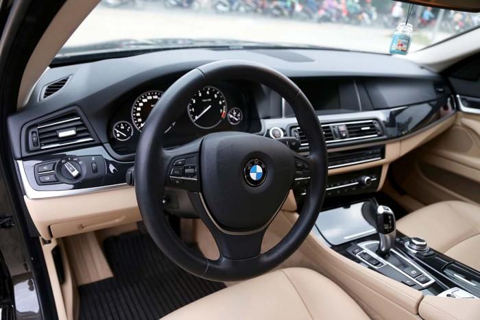 BMW 520i LCI model 2016 0