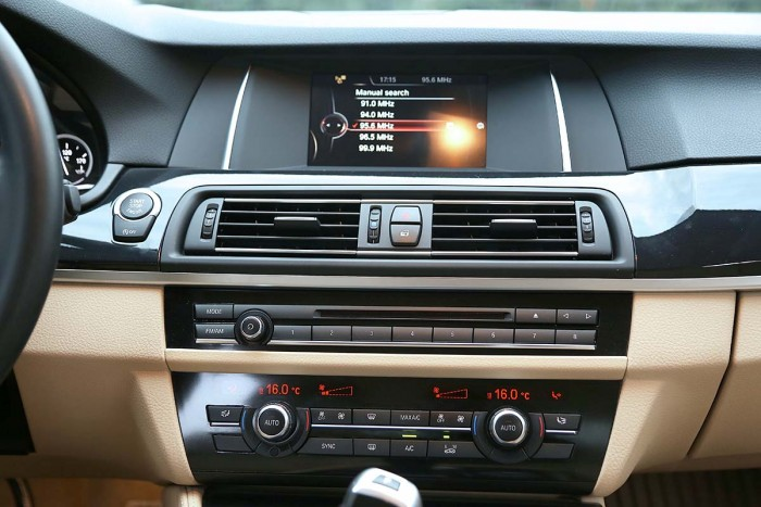 BMW 520i LCI model 2016 1