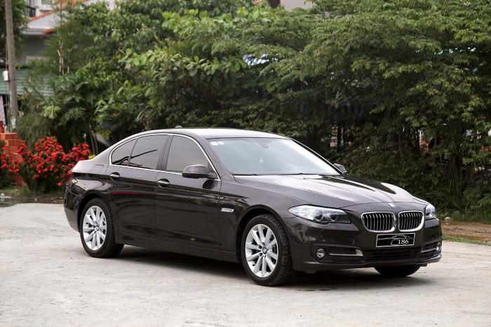 BMW 520i LCI model 2016 17