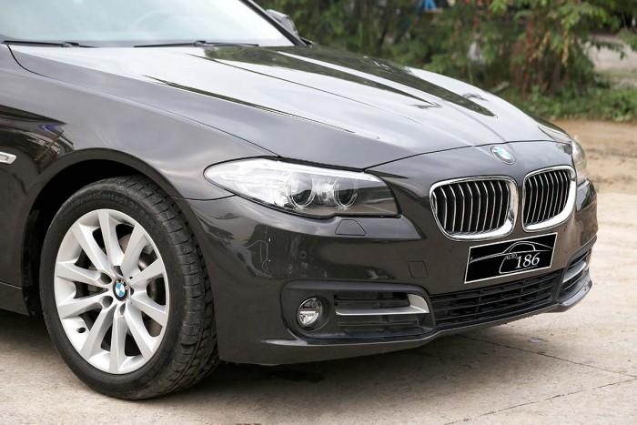 BMW 520i LCI model 2016 12