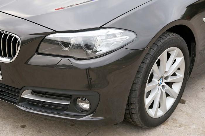 BMW 520i LCI model 2016 10