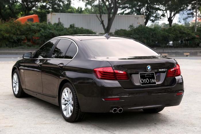 BMW 520i LCI model 2016 19
