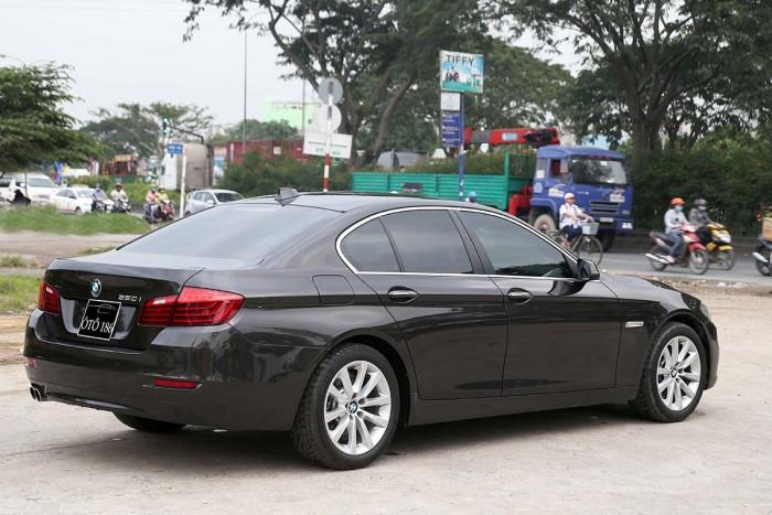BMW 520i LCI model 2016 5