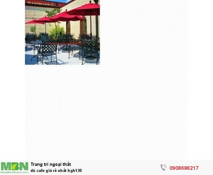 Dù cafe giá rẻ nhất hgh1304