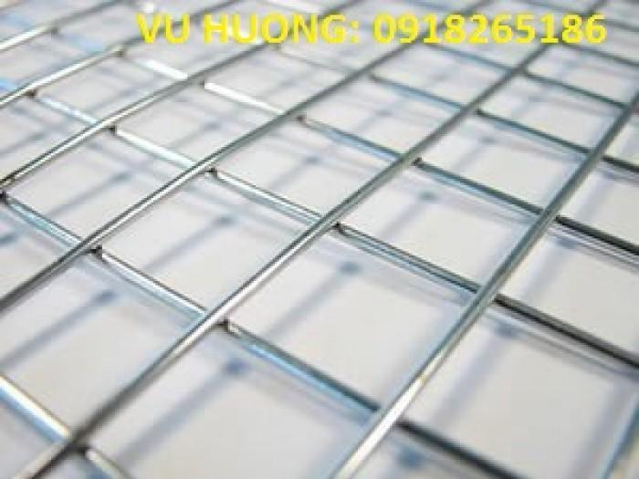 Lưới thép hàn D6 A50x100, 100x100, 100x150, 150x200... làm theo đơn đặt hàng0