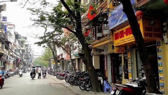 Chính chủ bán gấp nhà mặt phố Ngụy Như kon tum, dt 106m2, 5 tầng, MT 6.6m, giá hấp dẫn