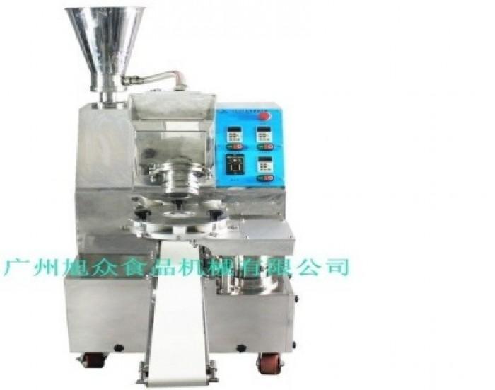Máy làm bánh bao tròn XZ86, máy làm bánh bao nhân thịt, máy làm bánh bao tự động0