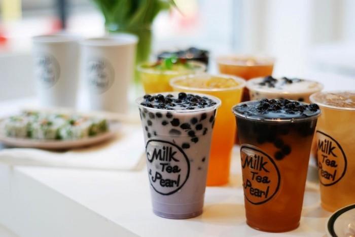 In logo ly nhựa trà sữa các loại giá sỉ
