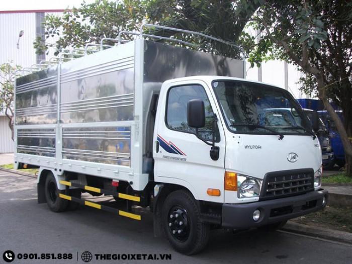 Báo Giá Xe Tải Hyundai 1T - 13T HD72 Tốt Nhất