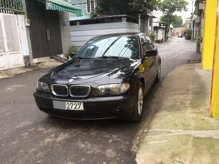 BMW 318i sản xuất năm 2005 Số tự động Động cơ Xăng