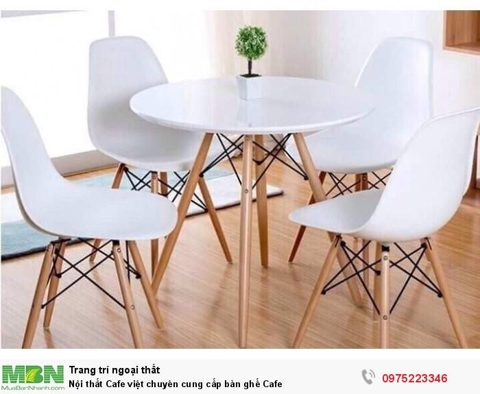 Nội thất Cafe việt chuyên cung cấp bàn ghế Cafe