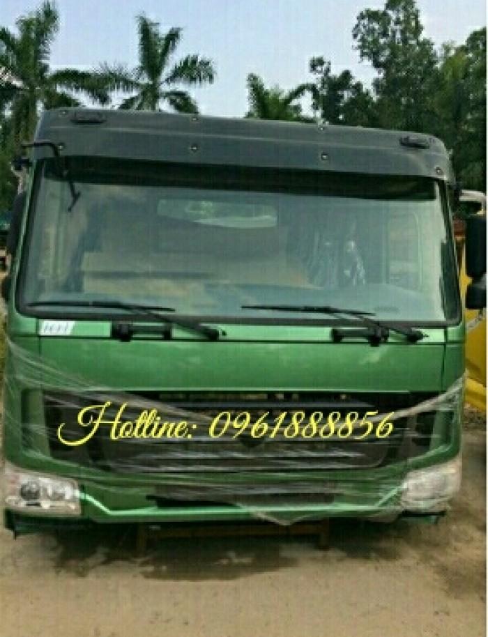 Cabin howo 336,371 1