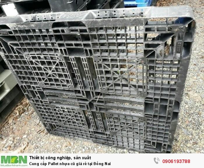 Pallet nhựa cũ giá rẻ tại Đồng Nai - Liên hệ: 0906193788 (24/24)