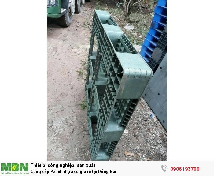 Công ty bán pallet nhựa cũ giá rẻ tại Đồng Nai - Liên hệ: 0906193788 (24/24)