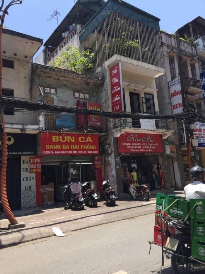 Bán gấp nhà mặt phố Khương Đình,Thanh Xuân, HN, DT188m2,MT7m