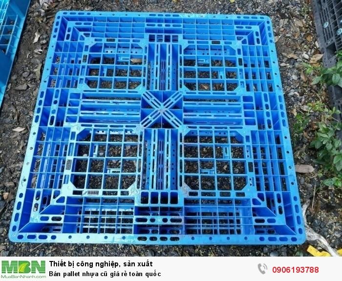 Bán pallet nhựa cũ giá rẻ Bắc Ninh. Liên hệ: 0906193788 (24/24)