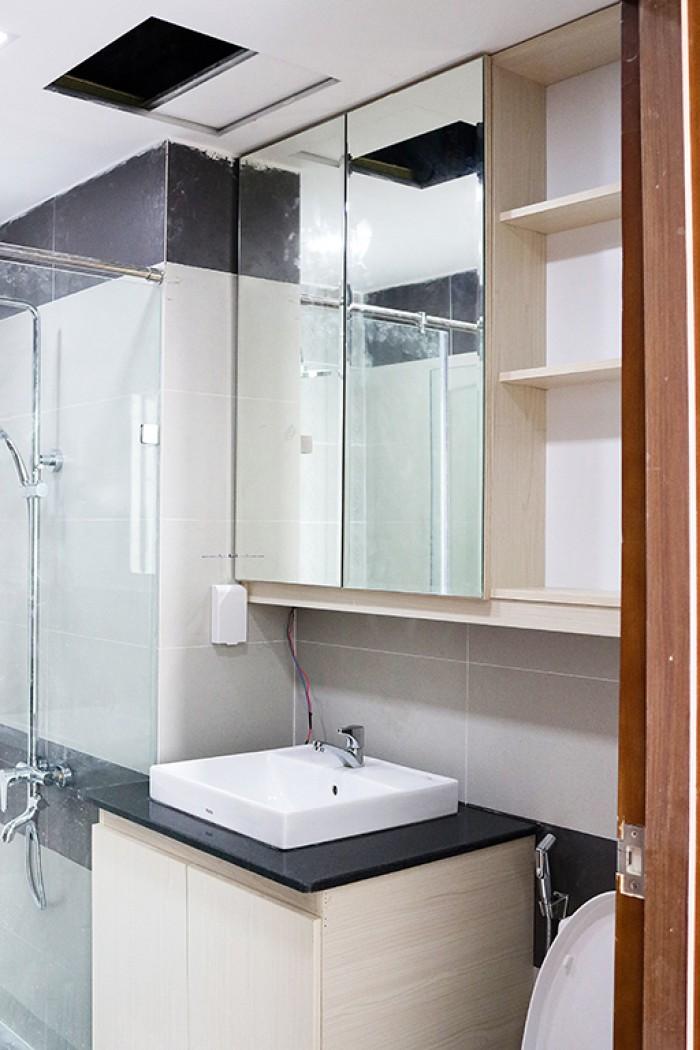 Cho thuê căn hộ The Botanica, quận Tân Bình. Diện tích 57m2, đầy đủ nội thất, giá 16tr/tháng.