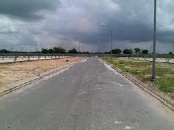 Bán gấp lô đất thổ cư 85m2, đường Trần Đại Nghĩa ngay vòng xoay Trần Văn Giàu, xây dựng tự do